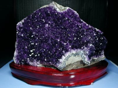 アメジストクラスター・紫水晶原石