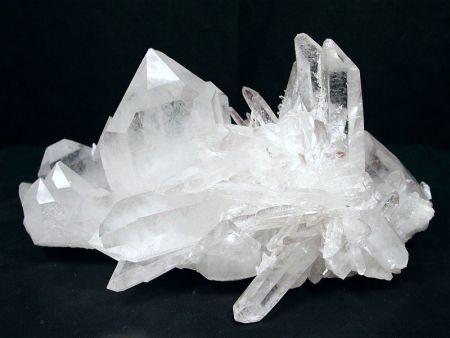 ブラジル産水晶原石クラスター・Lサイズ