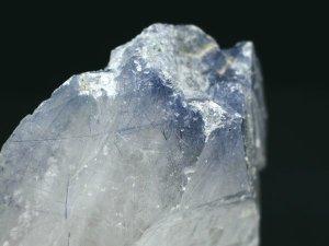 インディゴライト入り水晶