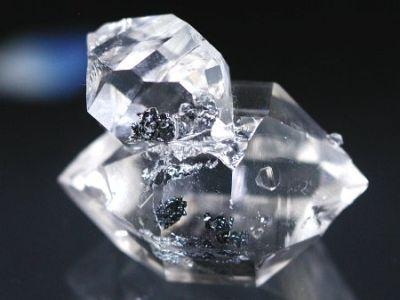 ニューヨークハーキマーダイヤモンド