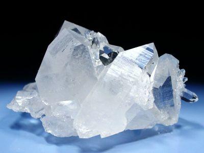 アーカンソー産水晶クラスター