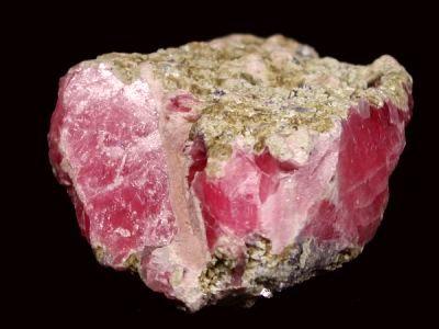 インカローズ・ロードクロサイト原石