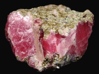 ロードクロサイト(菱マンガン鉱)