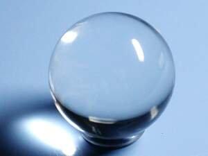水晶玉・天然無垢無色透明AAA