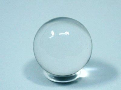 天然水晶玉AA〜AAA20mm