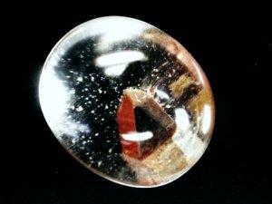 水晶in水晶&貫入水晶ルース