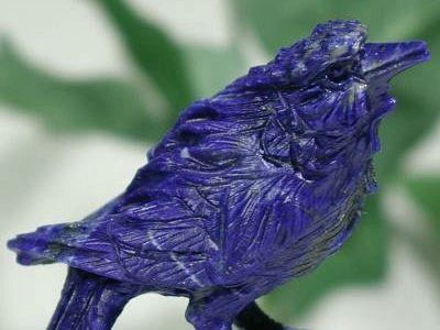 ラピスラズリ・青い鳥