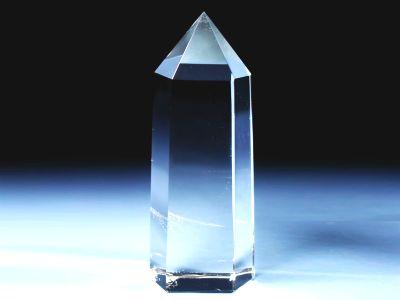 レムリアン水晶研磨ポイント六角柱