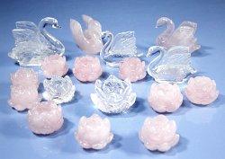 水晶・天然石彫刻&お守り