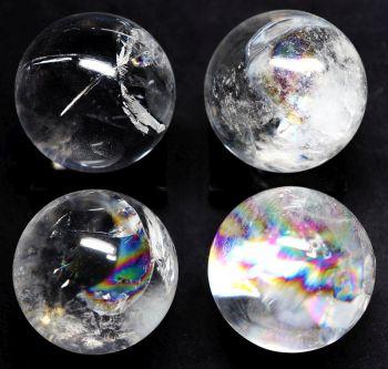 地鎮祭用天然水晶丸玉・水晶玉