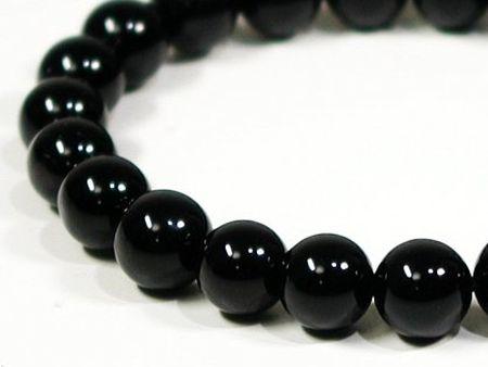 黒水晶モリオンブレスレット